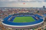 Atiku, Akeredolu, Onigbinde, Other Notable Nigerians Storm Ibadan As Makinde Unveils Lekan Salami Stadium